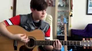 The Vamps Oh Cecilia (Breaking My Heart) Guitar Cover