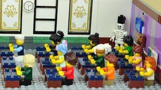 Lego Ninjago School