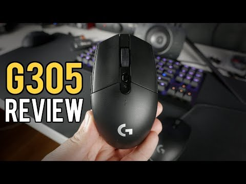 Logitech G305 Review – Wireless PRO Gaming Mouse!