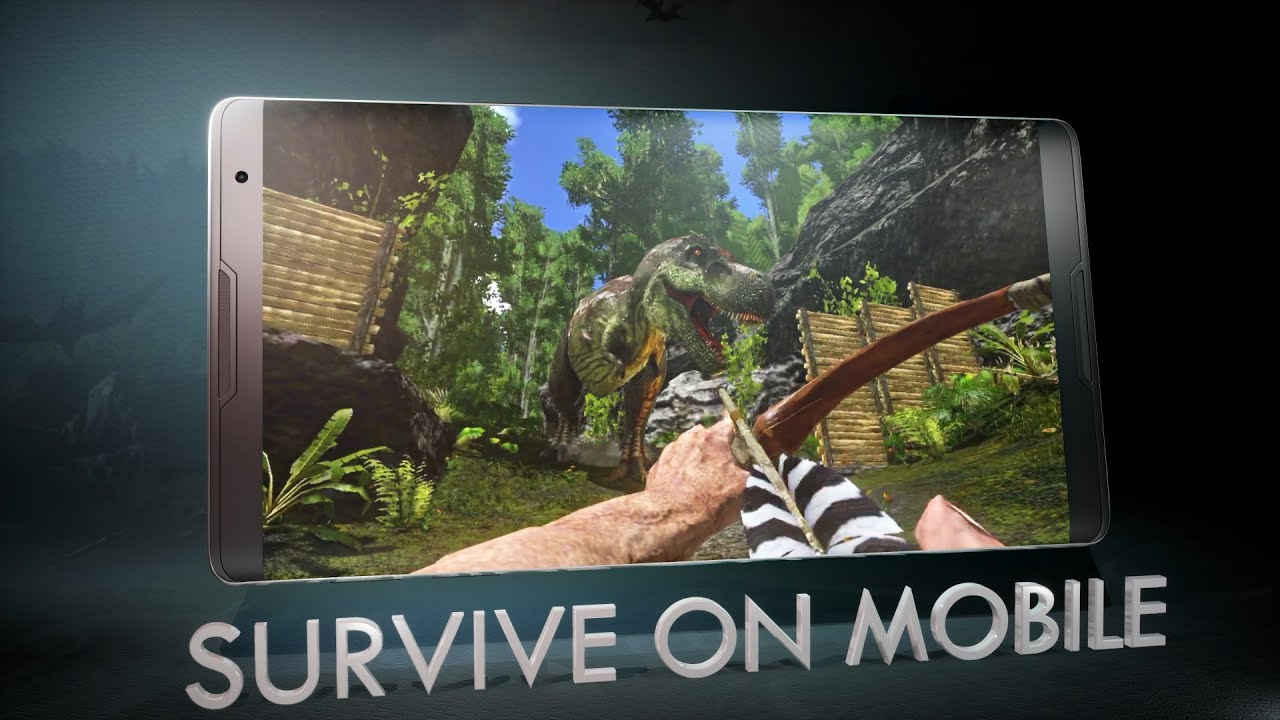 I Dinosauri Invadono i Dispositivi iOS ed Android