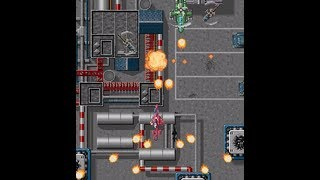 Arcade Longplay [310] Ashura Blaster