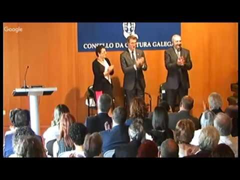 Discursos do acto de toma de posesión de Rosario Álvarez como Presidenta do Consello da Cultura Galega