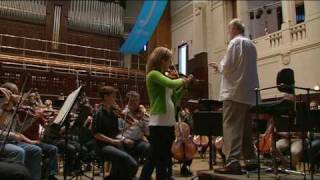 Anne-Sophie Mutter, Kurt Masur, Susan Graham and more at the Prague Spring 2009