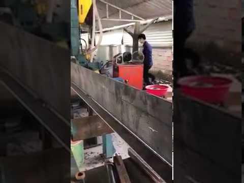 Máy hàn dầm tự động 3 trong 1 - Công ty TNHH TM DV Hà Ngọc Hân