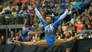 Simone Biles -Olímpic Games Río 2016