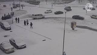 Дтп (Вот и первый снег)
