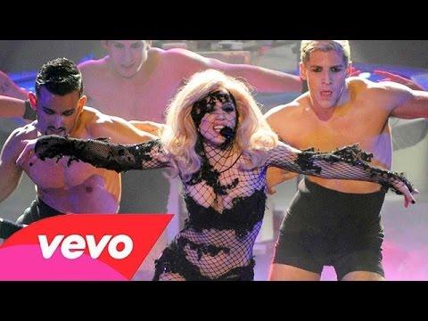 Lady Gaga - Bad Romance & Alejandro (Live at American Idol)