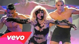 Lady Gaga   Bad Romance & Alejandro (Live At American Idol)