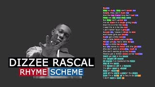 "(PC Only) Dizzee Rascal on ""I Ain't Even Gonna Lie"" - rhyme scheme"