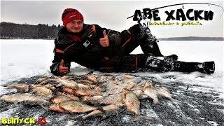 КОРОЧЕ ГОВОРЯ, ПРИЕХАЛИ МЫ НА РЫБАЛКУ.  Зимняя рыбалка на Водохранилище