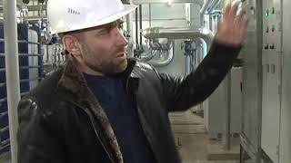 Модернизация центральных теплопунктов поселка 20 02 2019