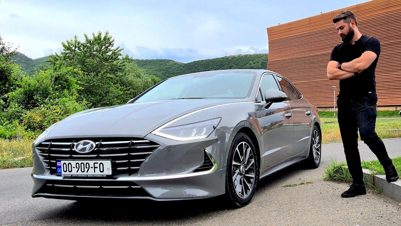 უხეში ტესტ დრაივი – Hyundai Sonata 2020 – საუკუნის დრაგი ავტობანზე!!!