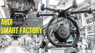 Audi Smart Factory - Future of Audi Production