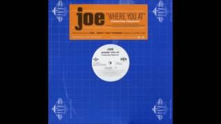 Joe Thomas feat Papoose - Where You At (DRUMCC Remix)