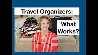 Travel Organizers (What Works and Does Not)