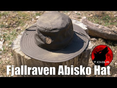 Protection - Fjallraven Abisko Summer Hat - Review