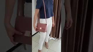Tas wanita emily bag fashion handbag cewek selempang DWH