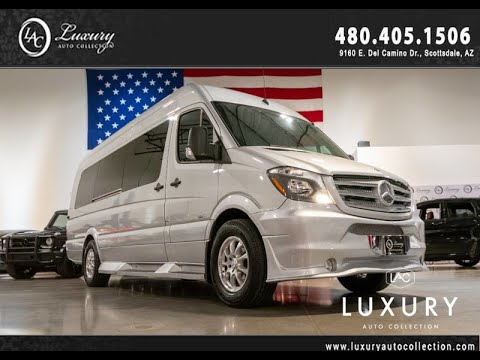 Pre-Owned 2014 Midwest Automotive Designs Mercedes-Benz Sprinter 170