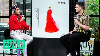 "Yuna Speaks On Her LP, ""Rouge"""