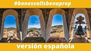 #bonesvallsbenaprop. Versión en español