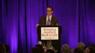 Bobby Schindler - Bringing America Back to Life 2017
