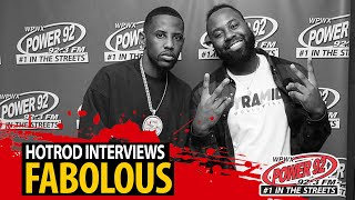 Fabolous on Gherbo dating his daughter, His Top 50 MCs list, Nipsey Hussle Death