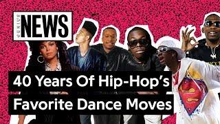 From Breakin' To The Shoot: 40 Years Of Hip-Hop's Favorite Dances | Genius News