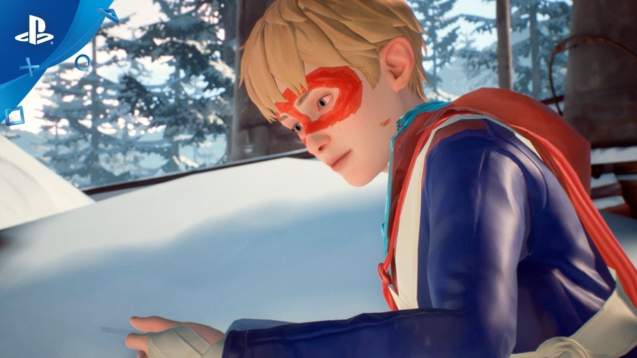 Trailer di The Awesome Adventures of Captain Spirit