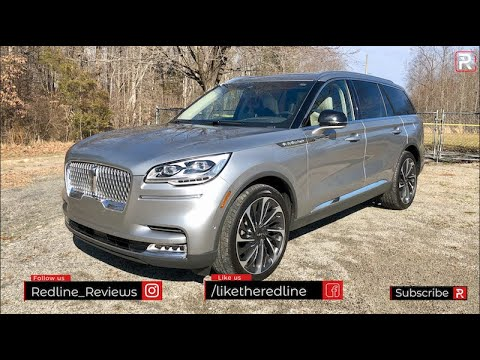 The 2020 Lincoln Aviator is Back With Twin-Turbo Power Ready To Challenge Zee Germans