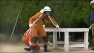 Смотреть онлайн Супер-работа японских спасателей
