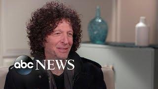 Radio legend Howard Stern recalls interviewing Trump