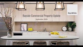 Bayside Commercial Property Market Update - September 2020