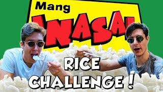 Mang Inasal RICE CHALLENGE & Filipino GYM WORKOUT! - Philippines Travel Vlog