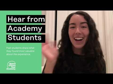 Global Citizen Year Academy