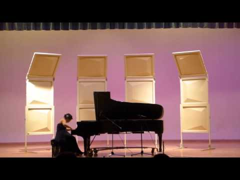 Phebe Yeo Graduate Piano Recital 2012: Schumann Papillons Op. 2