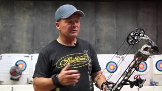 Mathews No Cam - First Look at Mathews Revolutionary New Bow