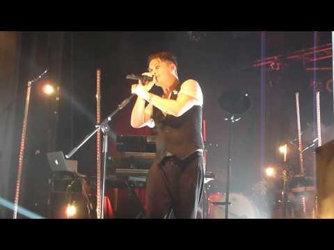 Mark Owen - Encore medley (Up All Night, Babe, Julie, Hail Mary) LIVE @ Berlin C-Club 23.06.2013