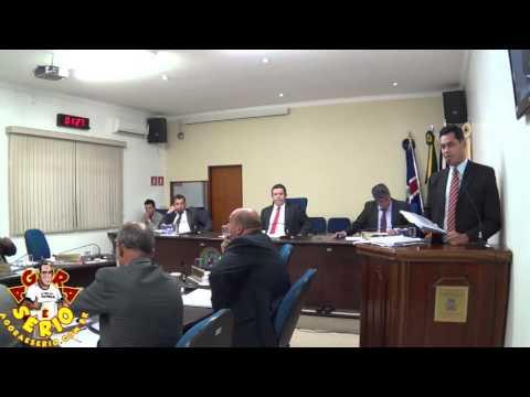 Tribuna Pedro Angelo dia 23 de Fevereiro de 2016 - Cp da Sáude