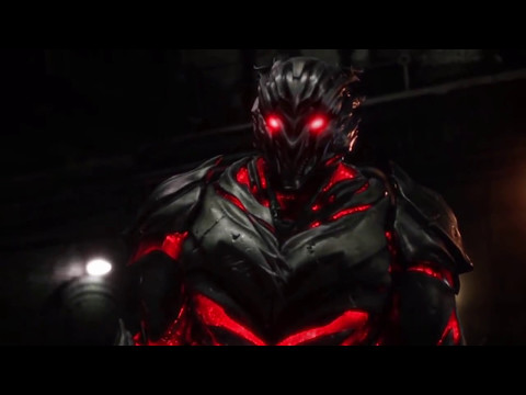 The Flash | Barry vs Savitar, Red Savitar Recolor
