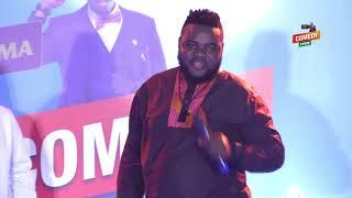 Alex Muhangi Comedy Store Feb 2019   Madrat & Chiko