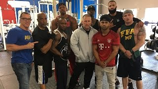 ASFTV Road To The Julie Palmer Ultimate Showdown ASF2018 Mike Davies Fitness Universe