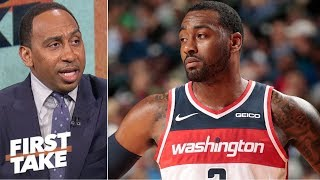 Wizards are a 'disgrace,' an 'abomination' and need to blow it up - Stephen A. | First Take