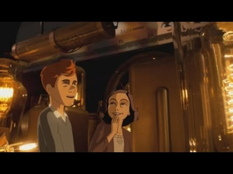 Ana Frank recobra vida en una pelicula de animacion