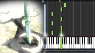 Ansatsu Kyoushitsu Season 2 [暗殺教室 第2期] Ep. 16 OST - Moonlight 月光 (Piano Synthesia Tutorial  + Sheet)