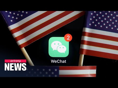 U.S. federal judge halts Trump administration's ban on WeChat downloads