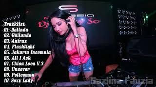 DJ DALINDA BREAKBEAT REMIX EXOTIS MABES 2018