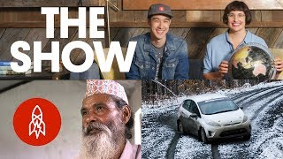 The Dreamers, the Bodybuilders, the High Speed Rally Car Racers | THE SHOW, Episode 9