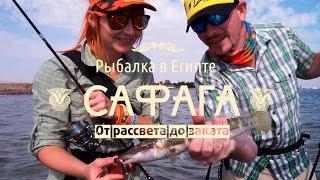 Поймали осьминога!!! Рыбалка на Красном море, с берега.