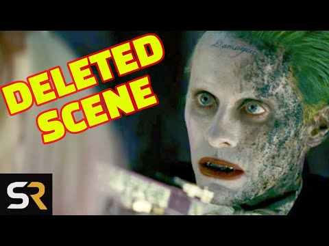New Jared Leto Joker Deleted Scene Would Have Changed The Whole Movie