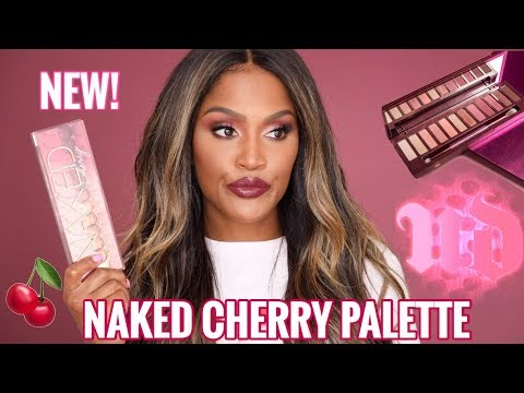 Naked Cherry Eyeshadow Palette by Urban Decay #9